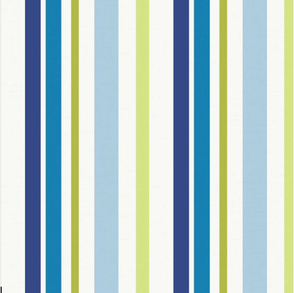 Blue stripe wallpaper ebay - New Luxury Ideco Matisse Stripe Lines Print 10m