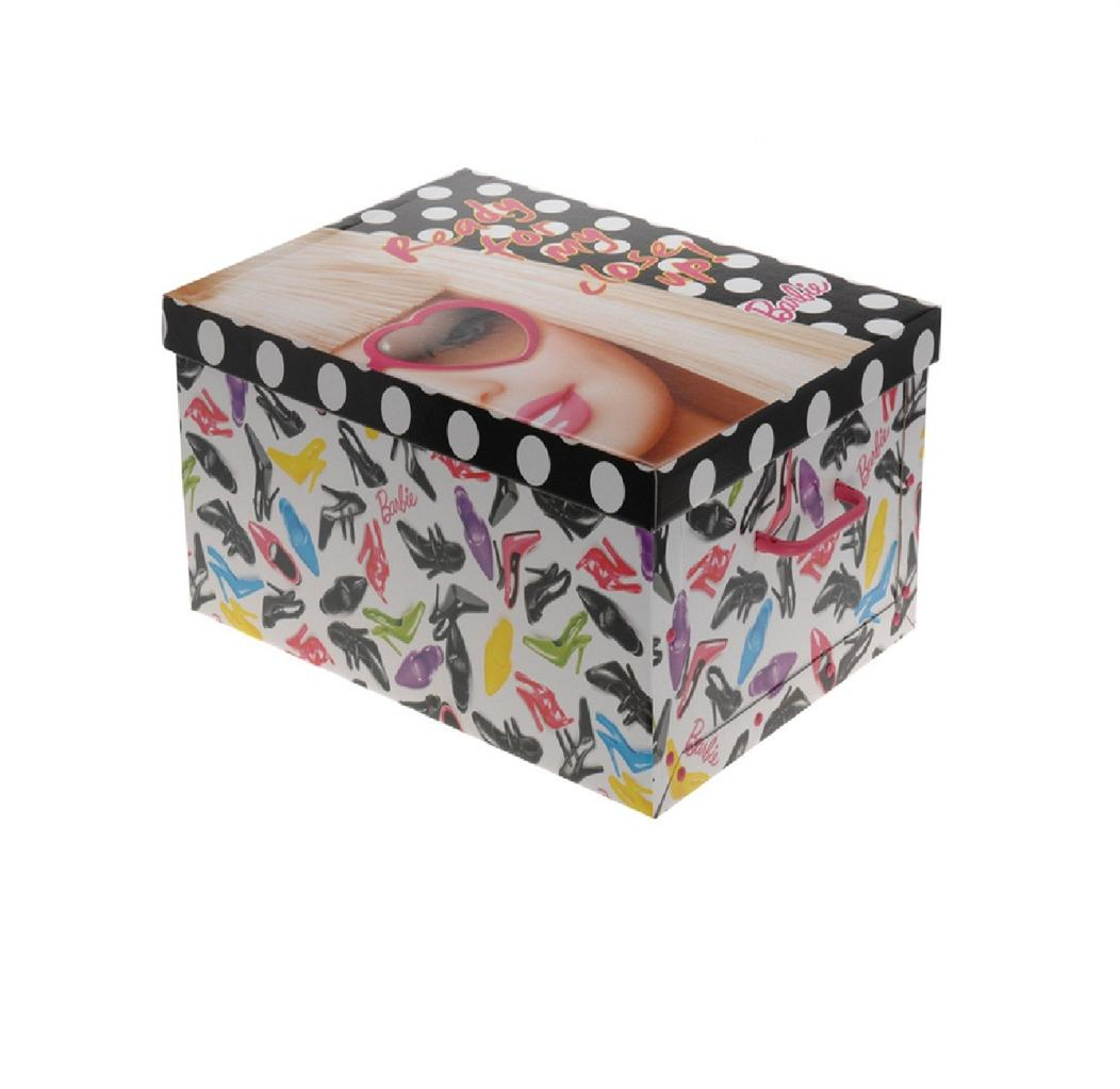 Decorative Empty Boxes : Disney decorative cardboard storage box bedroom underbed