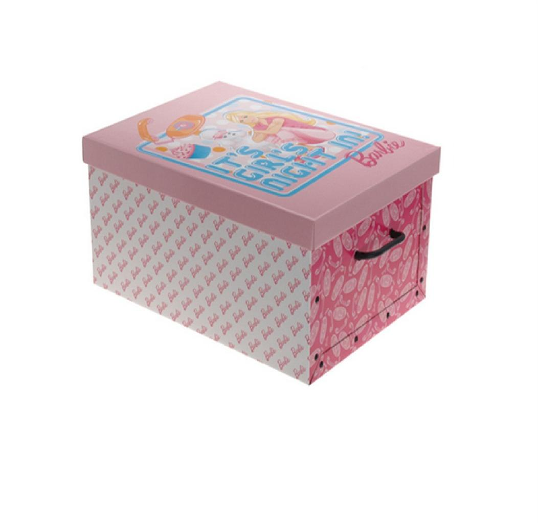 Decorative Storage Boxes Uk : Disney decorative cardboard storage box bedroom underbed