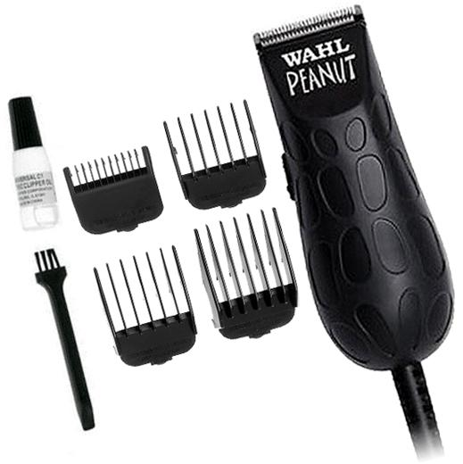 wahl peanut 8655 trimmer clipper black hair cut pro grooming groomer beard ebay. Black Bedroom Furniture Sets. Home Design Ideas