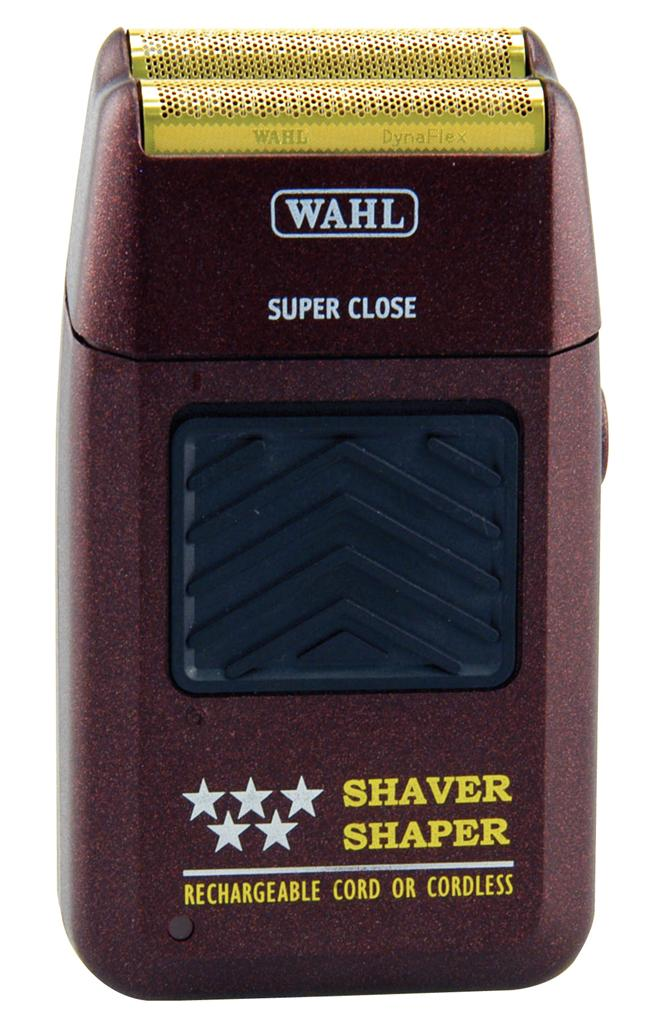 Wahl 5 Five Star Bump Free Cord Cordless Shaver 8061 Anti