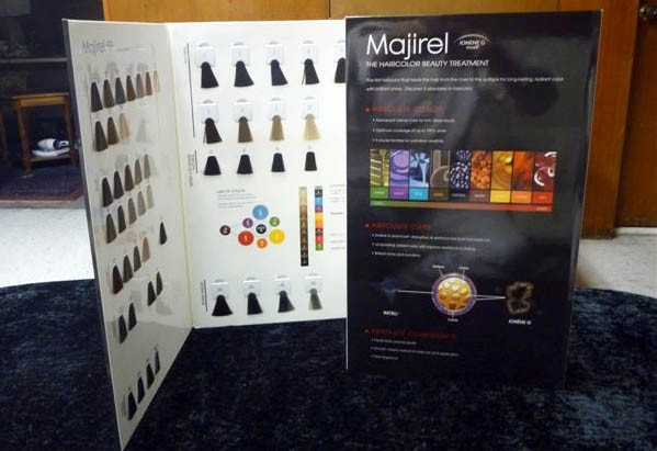 majirel cool cover instructions