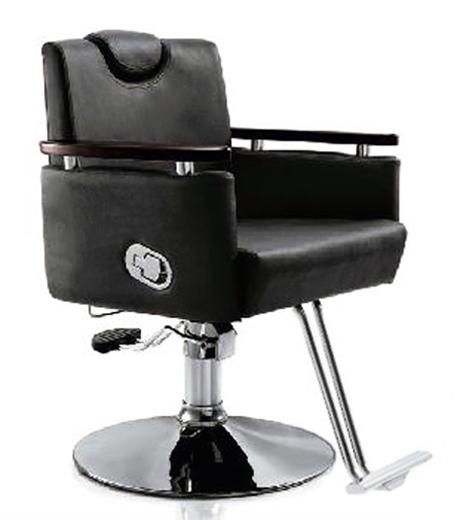 Professional All Purpose Reclining Hydraulic Styling Salon Barber Chair Black