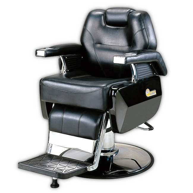 Professional hydraulic reclining barber chair salon for Salon spa equipment