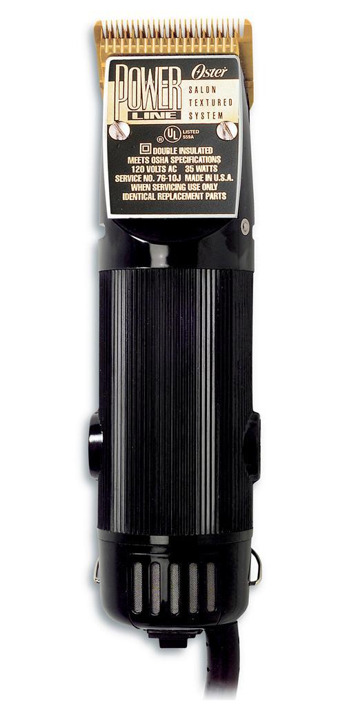 Oster PowerLine Heavy Duty Professional Hair Clipper 76076