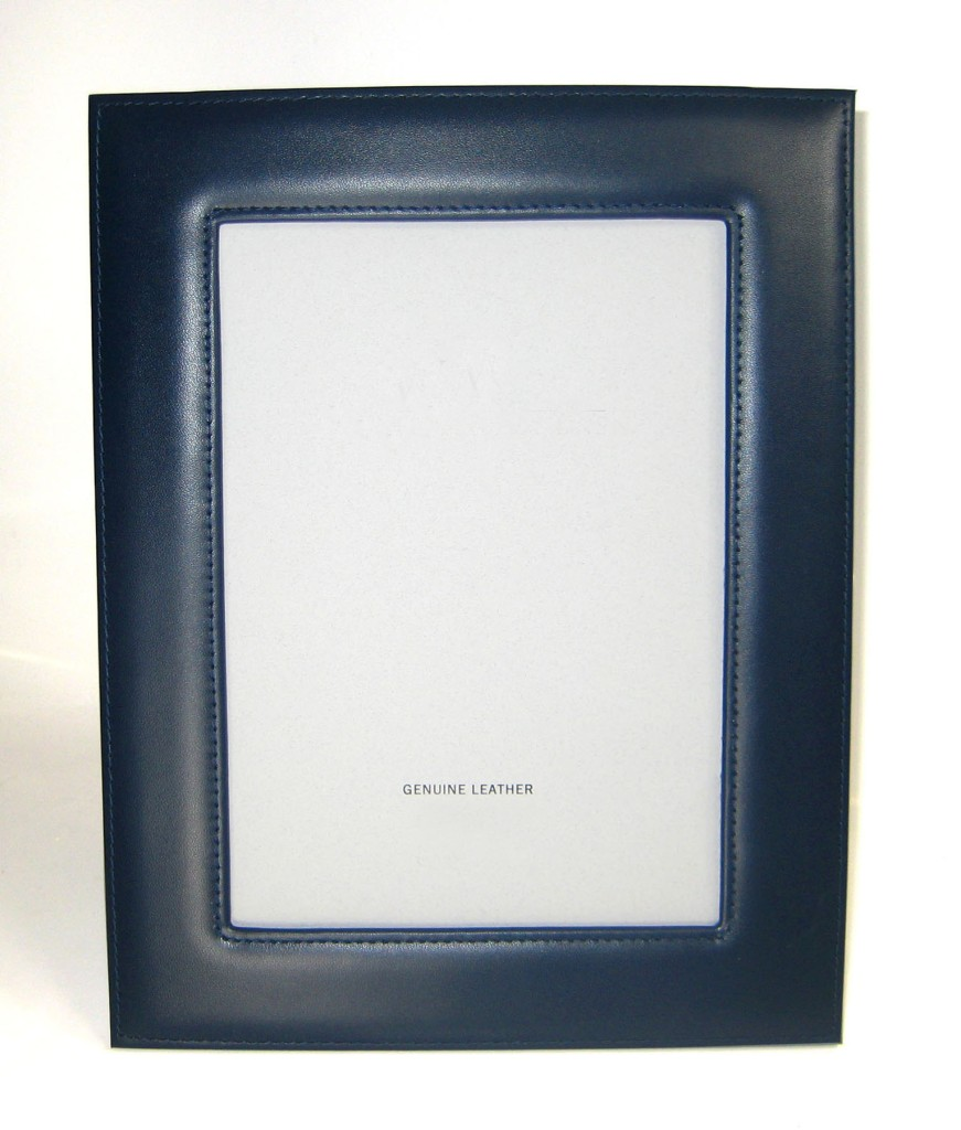 Genuine Leather Photo Frame 5x7 Picture 4 Colors New Ebay