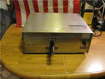 Used Commercial Countertop Pizza Oven : Details about PIZZA MAX COUNTERTOP COMMERCIAL PIZZA OVEN-DELI,-VGU WC ...