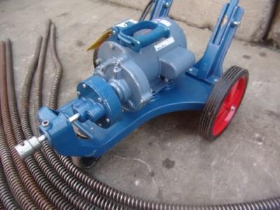 electric eel sewer machine