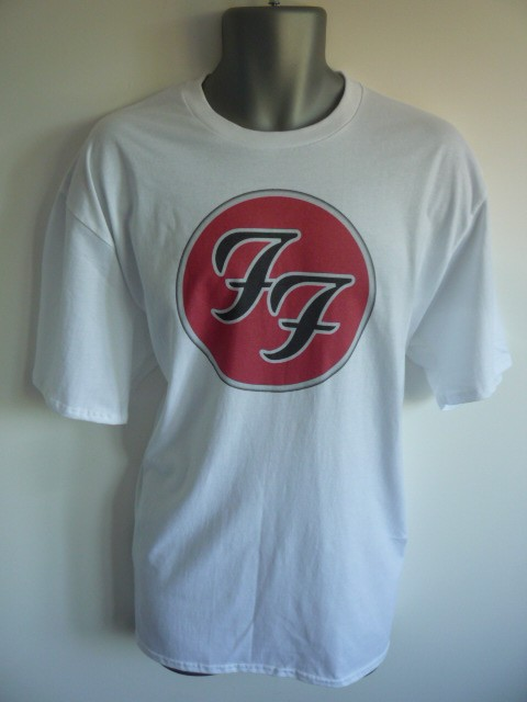 FOO-FIGHTERS-MENS-LOGO-T-SHIRT-DAVE-GROHL-NIRVANA-COBAIN