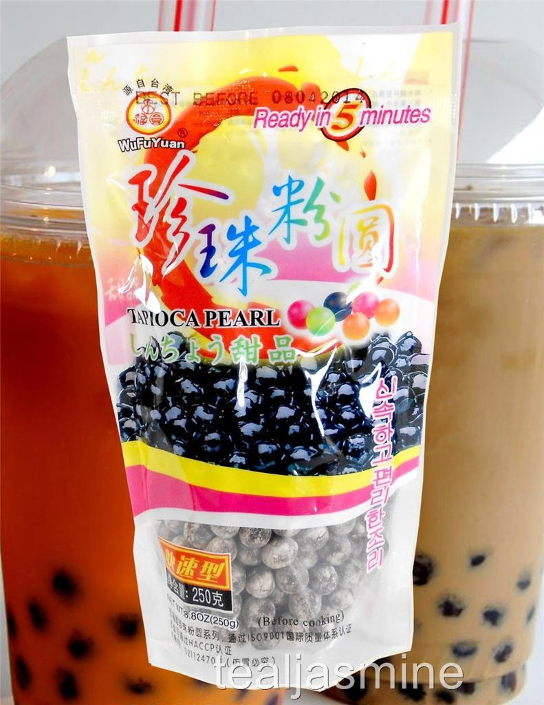 ... Tapioca Pearl Bubble Tea Ready in 5 Mins. 8.8 Oz. Milk Tea,Ice Coffee