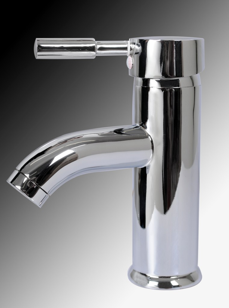 Washroom Taps : ... Modern Kitchen Sink Bathroom Washroom Basin Chrome Mixer Tap eBay