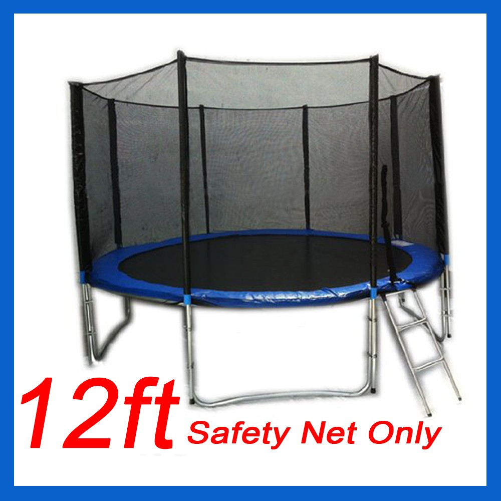 NEW REPLACEMENT TRAMPOLINE SAFETY NET ENCLOSURE / SURROUND
