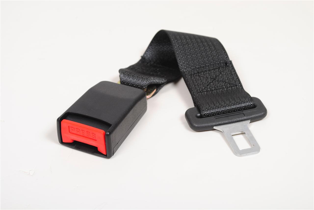 14inch car seat belt seatbelt extension extender universal for almost seatbelts. Black Bedroom Furniture Sets. Home Design Ideas