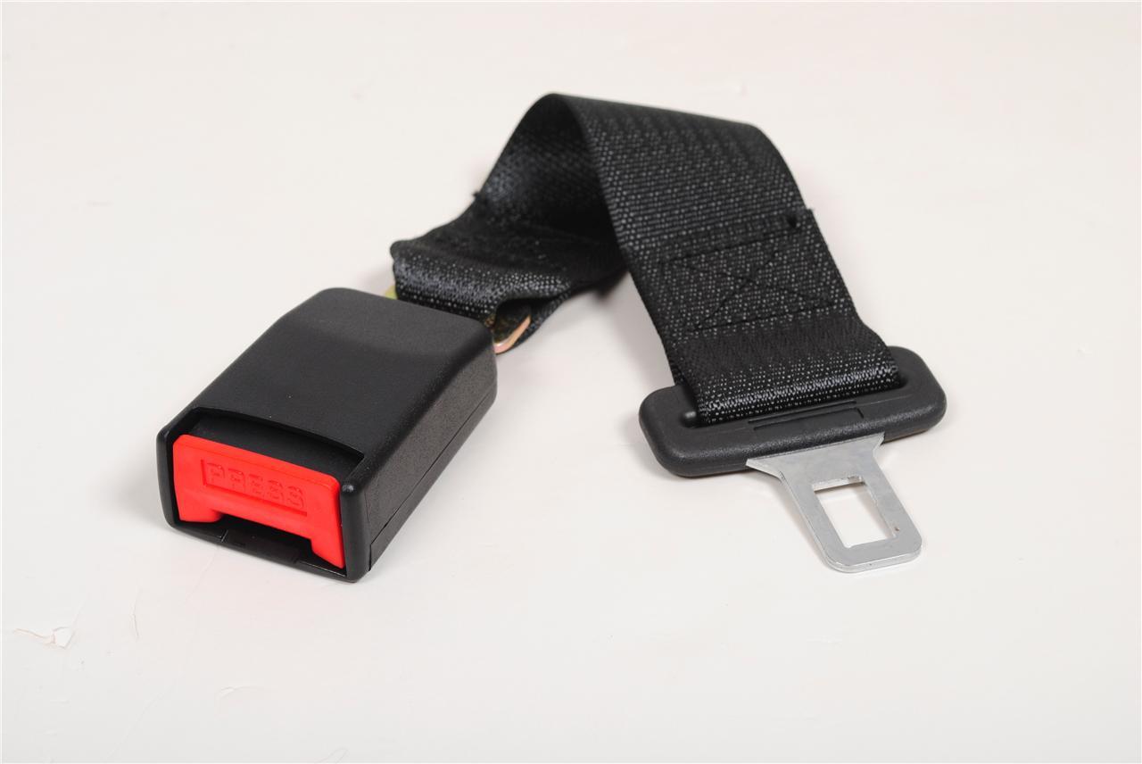 14inch car seat belt seatbelt extension extender universal for almost seatbelts ebay. Black Bedroom Furniture Sets. Home Design Ideas