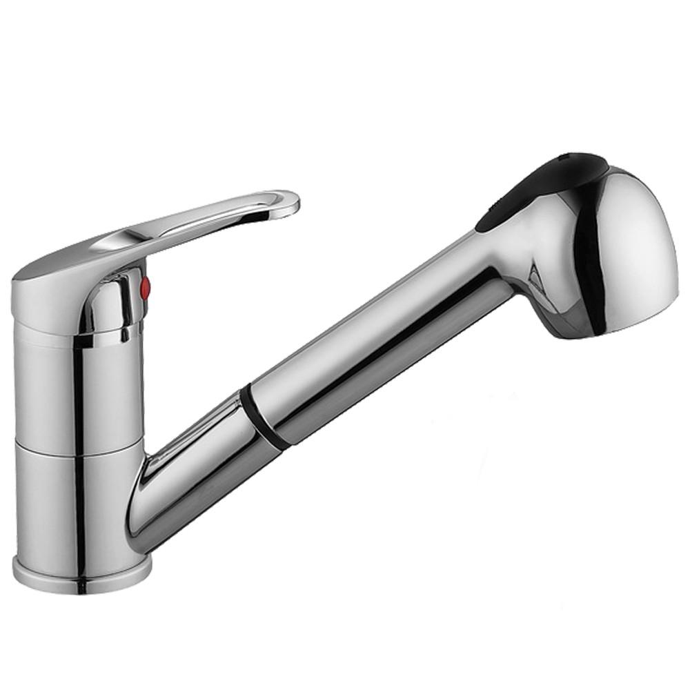 Modern Chrome Kitchen Bathroom Bath Shower Filler Basin Swivel Spout Sink Taps Ebay