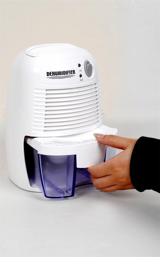 Mini air dehumidifier 500ml 1 5l 2l dehumidifying egg for Bathroom dehumidifier