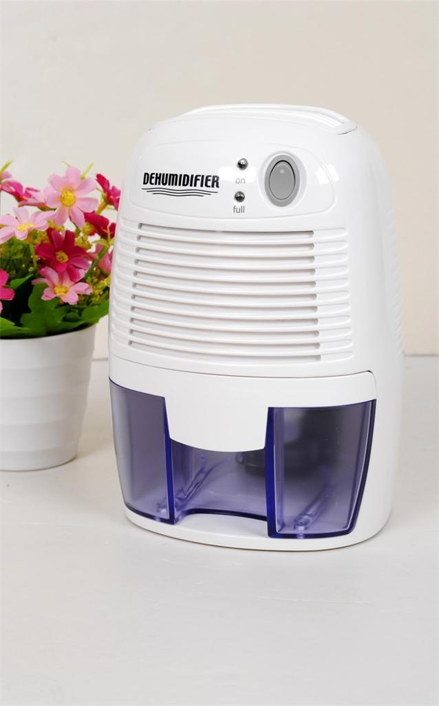 Mini Small Air Dehumidifier 500ml Portable Home Bathroom Garage Car EBay