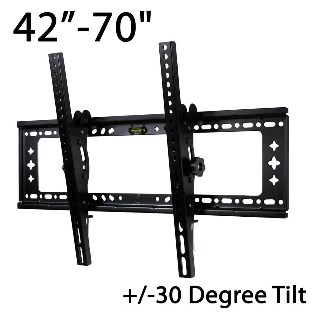 Tilt-LCD-LED-3D-TV-Wall-Mount-Bracket-32-42-46-50-for-Samsung-LG-Sony-Sharp-Big