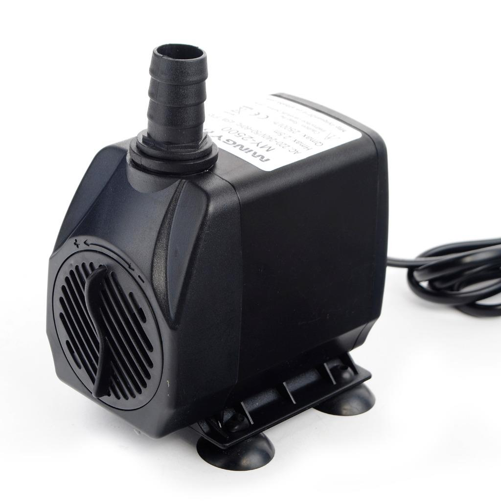 5000l H Submersible Water Pump Aqua Aquarium Pond Pool