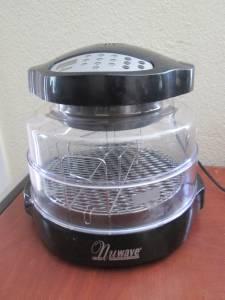 Nuwave Pro Black Digital Infrared Oven W 3 Quot Extender Ring