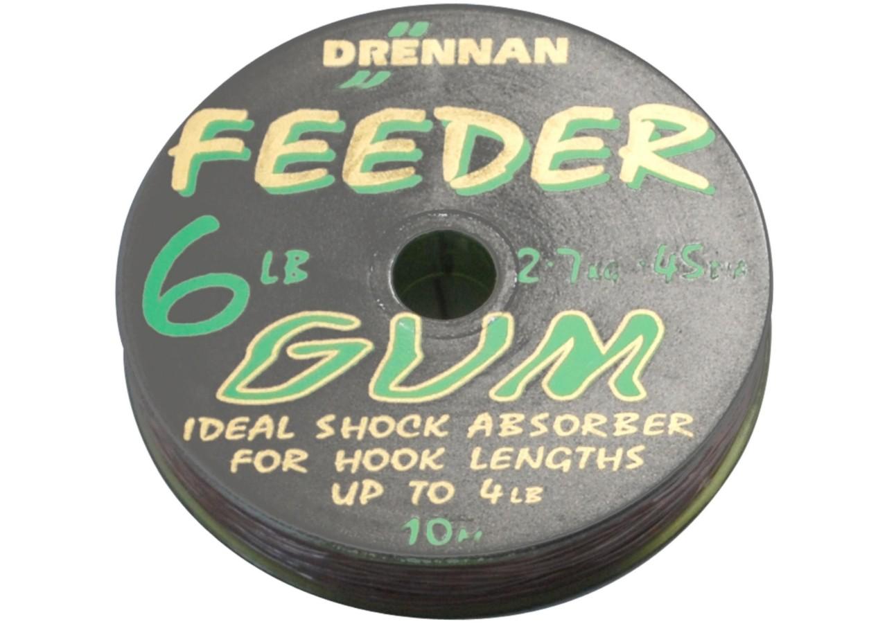 Drennan-Feeder-Gum-Power-Braid-shock-absorber-Stop-knot