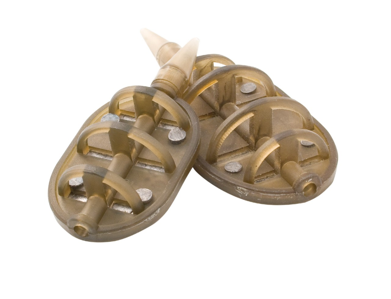 1-Preston-In-Line-Flat-Method-Feeder-Carp-Groundbait-semi-fixed-or-running-rig