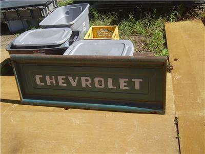 1972 chevy stepside tailgate for autos post. Black Bedroom Furniture Sets. Home Design Ideas
