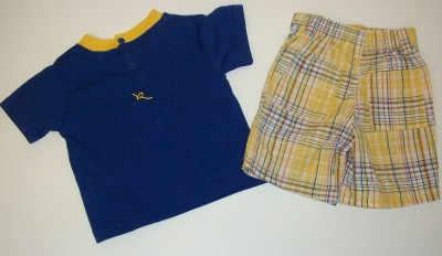 Baby Boys Rocawear Jacket Shorts Shirt Ebay - everlast ...