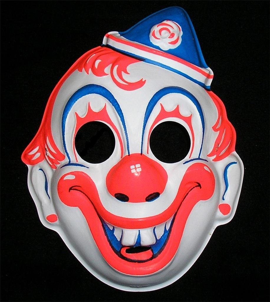 Halloween Clown Mask Michael Myers