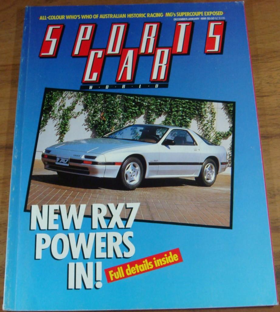 1986-Sports-Car-World-FERRARI-Daytona-Lamborghini-Muira-ALFA-SPRINT-Speciale-RX7