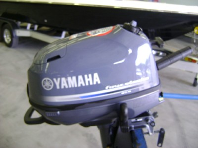 Yamaha outboard f6smha 2012 f6 6hp 15 inch electric manual for Yamaha 6hp outboard motor