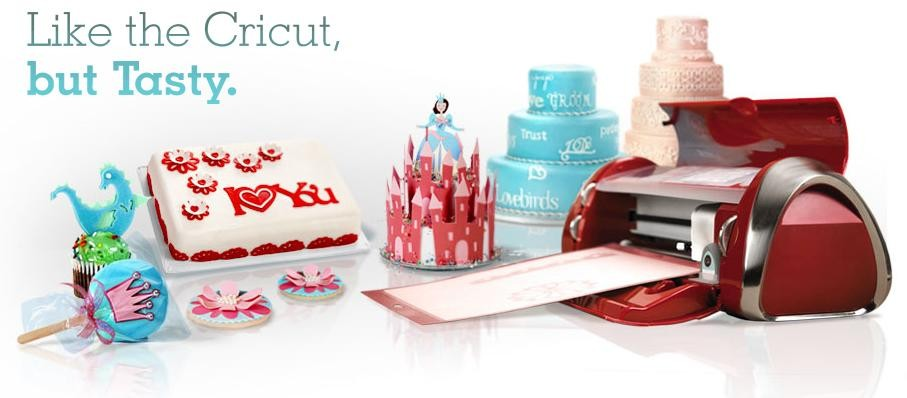 Cricut Machine For Cakes Uk