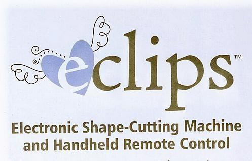 eclips electronic shape cutting machine