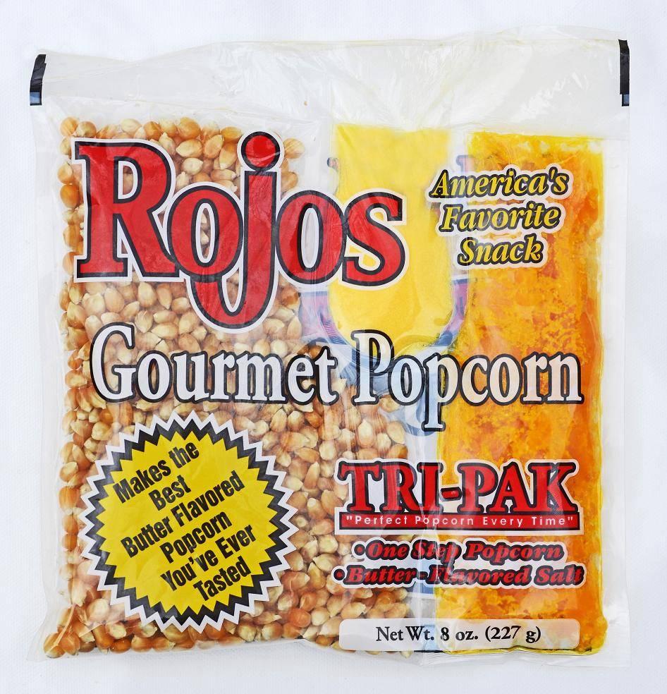 popcorn packs for machine