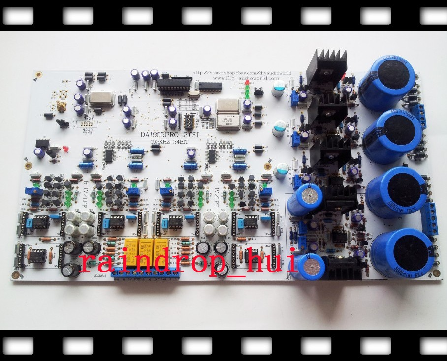 dual dac ad1955 wm8805 src4192 (hdam support)