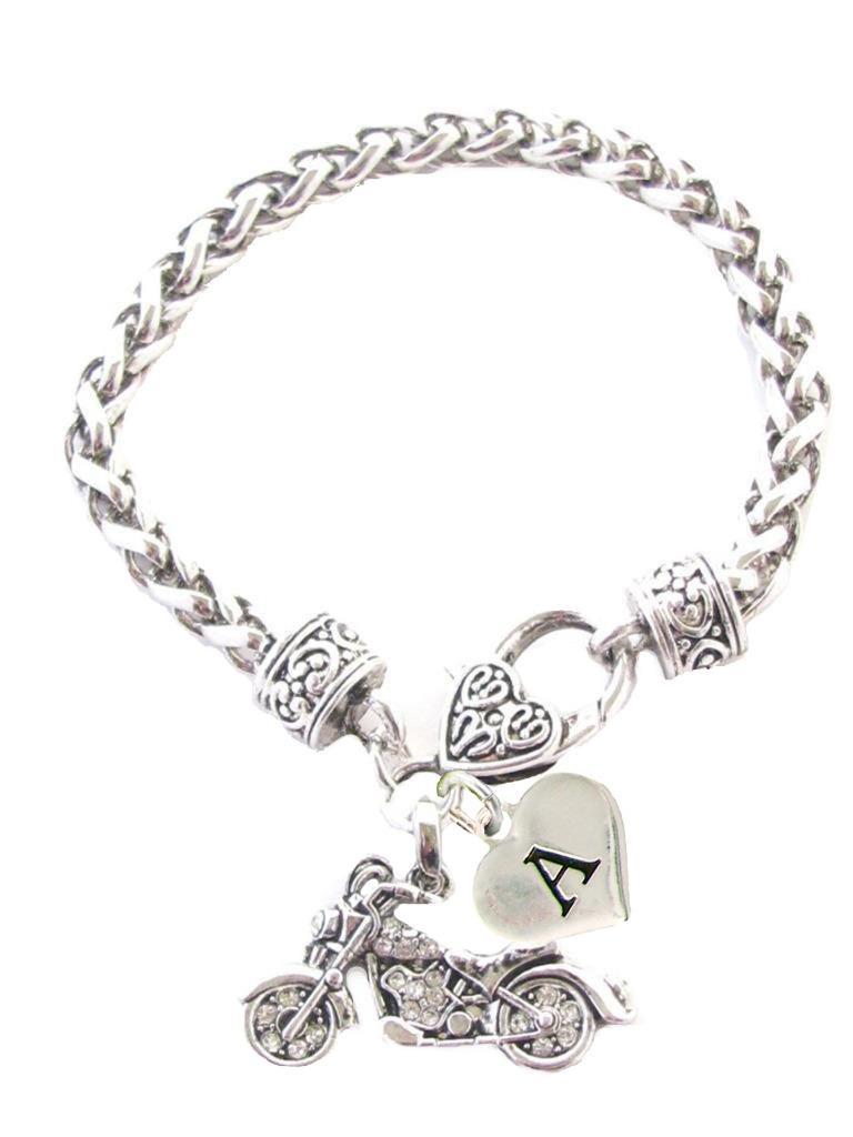 Motorcycle Chain Bracelet Uk