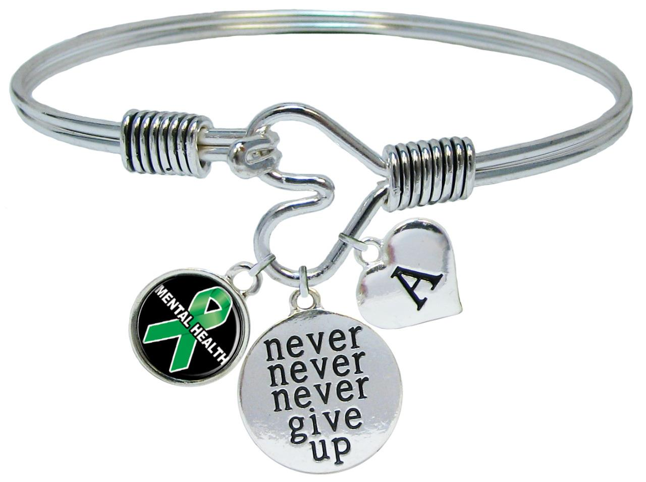 awareness supplies index campaign canada green pins products party a shop mental pk ribbon bracelet lime health c open