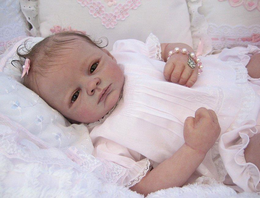 Moby baby doll kit by Artist Marissa May for reborn ...