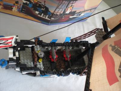 lego imperial flagship 6271 instructions