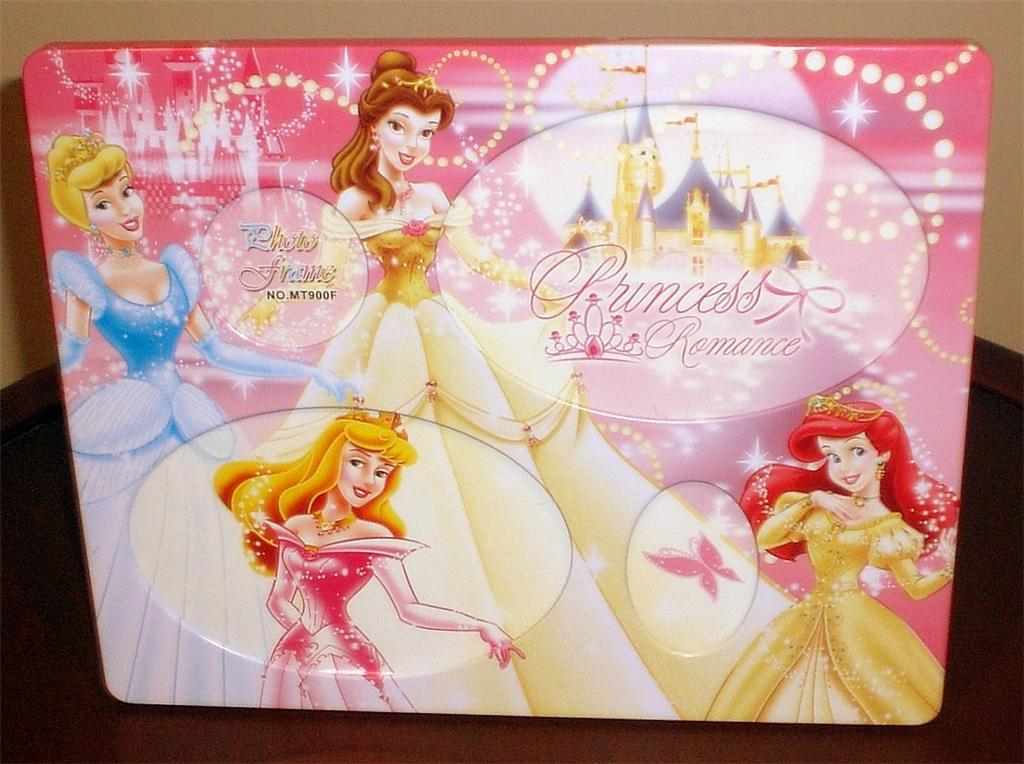 Pretty Disney Princess Photo Collage Frame Ariel Aurora