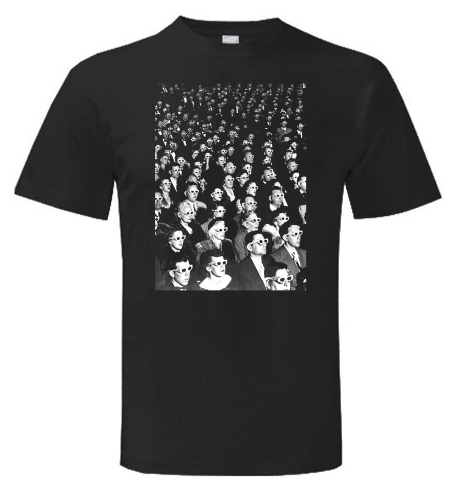 Society of the Spectacle T-shirt Guy Debord X-Ray Spex