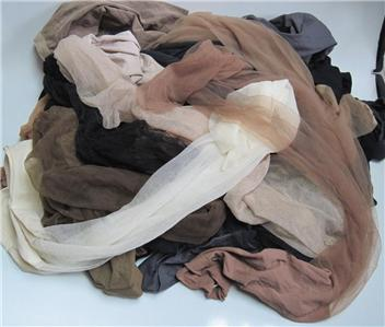 Most pairs of pantyhose worn