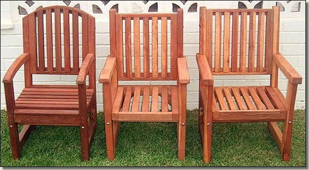 wood redwood outdoor patio furniture 7 39 rec table set ebay