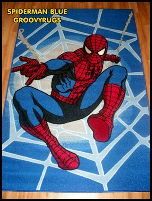 details about new spiderman floor rug 100x150cm 39 washable mat 39