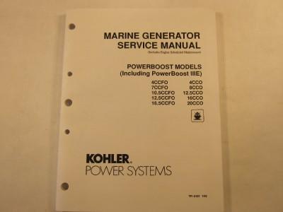 generator repair kohler marine generator repair manual rh generatorrepairhimeiki blogspot com Generac Standby Generators Residential Generator Transfer Switch Residential