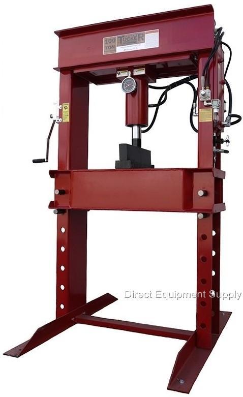 Hydraulic H Frame Arbor Press