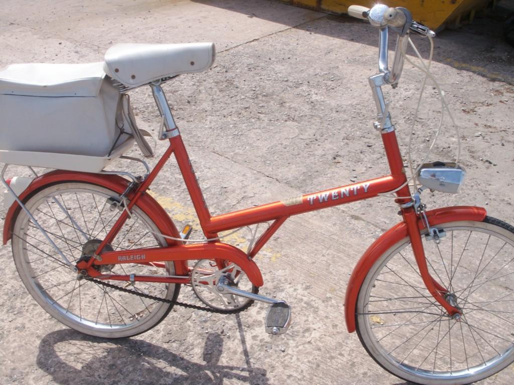 My New Old Raleigh Twenty 1973 Bike Forums