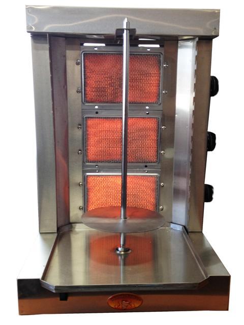 shawarma machine for rent