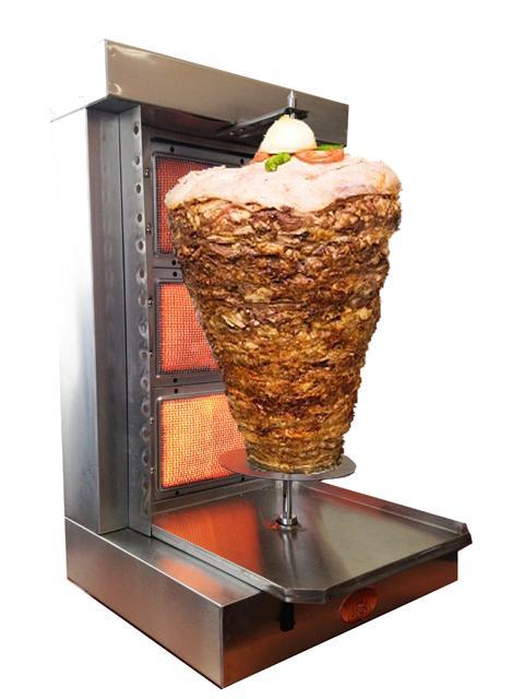 al pastor grill machine