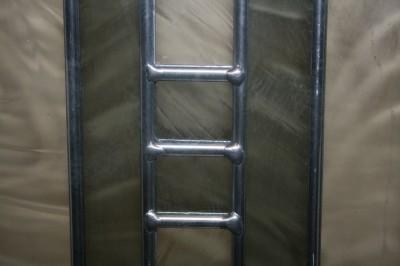 New odl center arch doorlight entry door decorative glass insert approx 9 x 43 - Odl glass door inserts ...